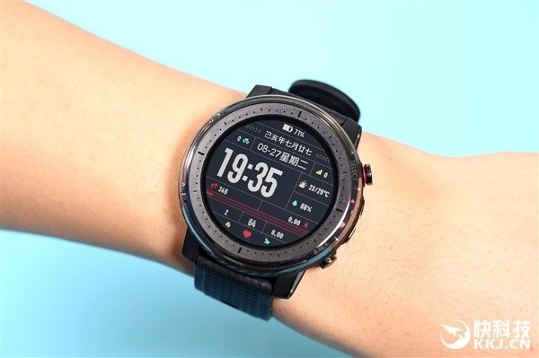 Умные часы Huami Amazfit Smart Sports Watch 3 поступили в продажу