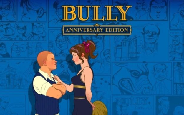 Играем на Android: Bully Anniversary Edition – школьник не простой человек!
