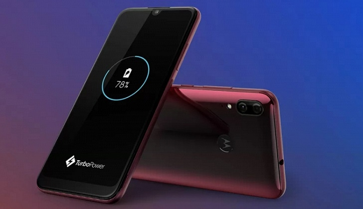 Анонсирован бюджетный смартфон Motorola Moto E6s