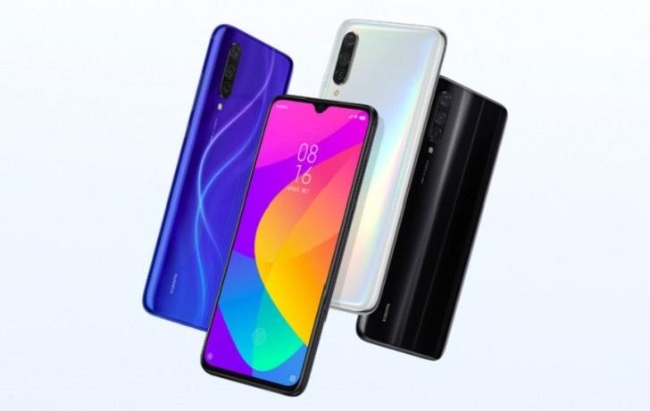 Xiaomi Mi 9 Lite представлен официально