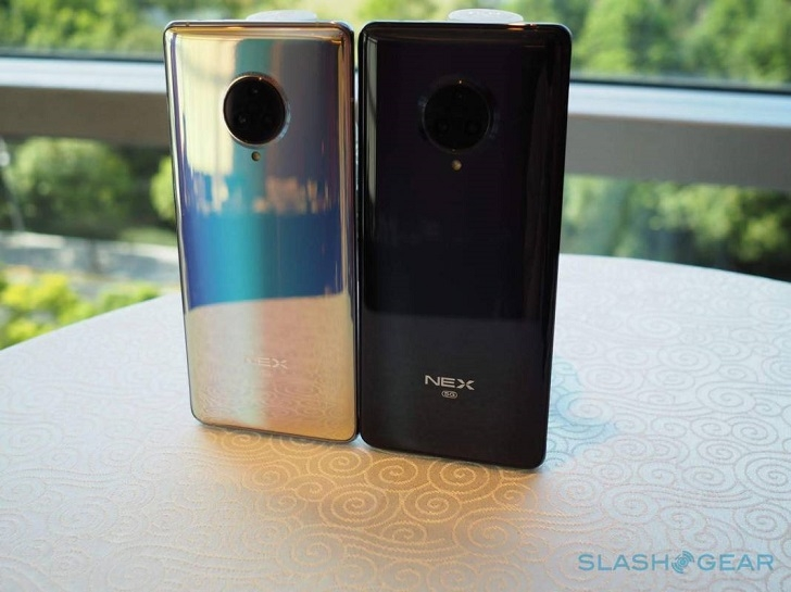 Анонсирован смартфон vivo NEX 3 5G
