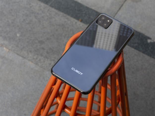 Cubot X20 Pro с камерой в стиле iPhone 11 оценили в $149,99