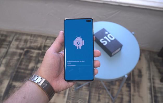 Samsung Galaxy S10 и Note 10 получат Android 10 Beta в октябре