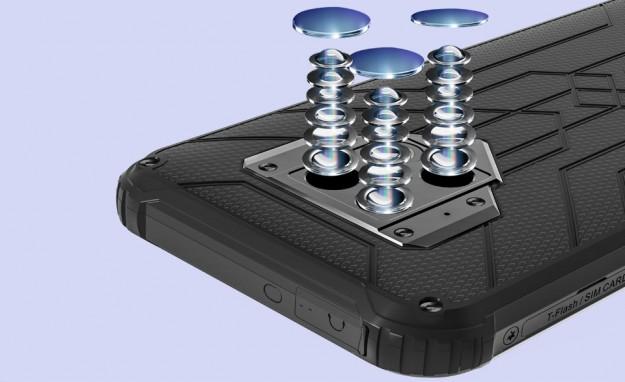 Хотите лучшие фотографии из похода или поездки? Попробуйте новый защищенный Blackview BV9800/BV9800 Pro с камерой Sony 48 Мпикс.
