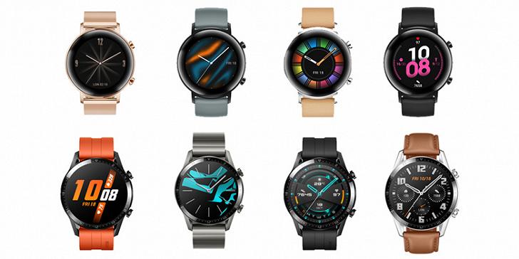 Анонсированы смарт-часы Huawei Watch GT 2
