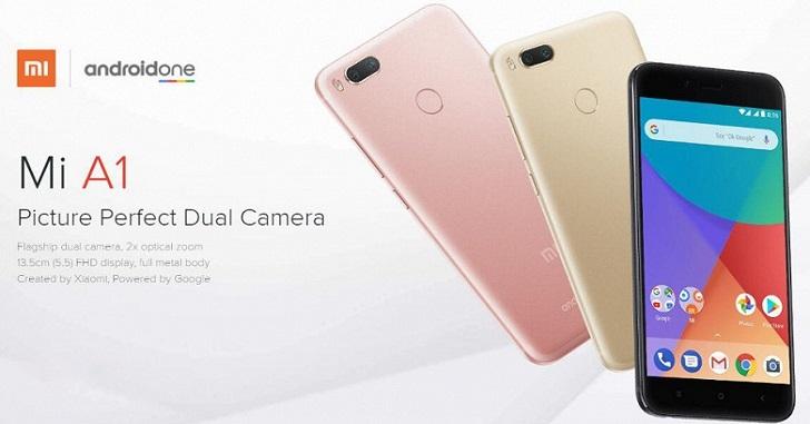 Xiaomi Mi A1 обновят до Android 10
