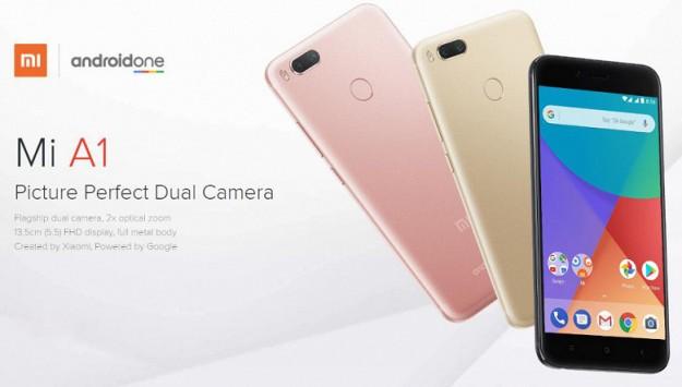 Xiaomi Mi A1 тоже получит Android 10