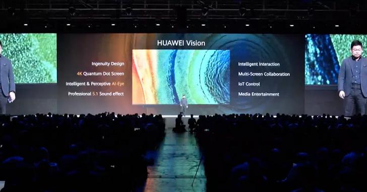 Huawei Vision TV представлен официально
