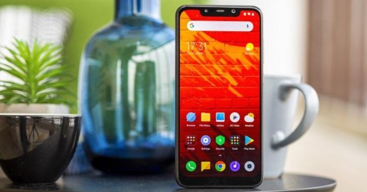 Xiaomi Pocophone F1 получит ОС Android 10