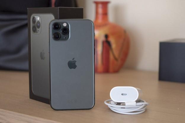 Обнаружена огромная разница в скорости зарядки между iPhone 11 Pro и 11 Pro Max