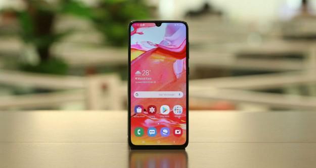 Только ради камеры. Смартфон Samsung Galaxy A70s будет мало отличаться от текущей модели