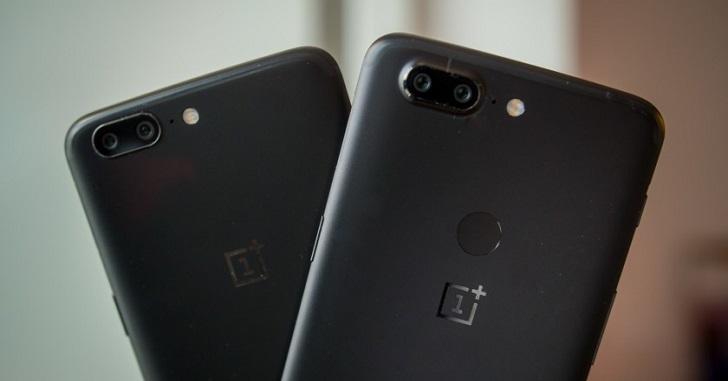 OnePlus 5 и OnePlus 5T получат Android 10