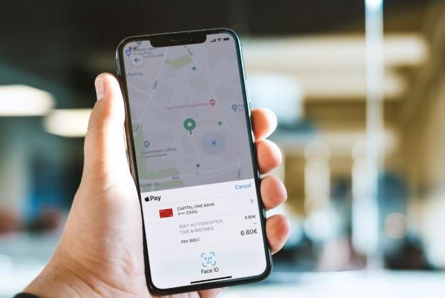 Bolt подключает Apple Pay и предлагает клиентам простой и безопасный способ оплаты поездок в Украине