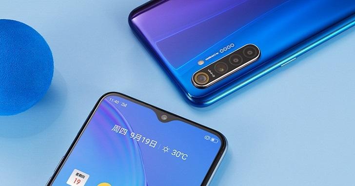 Realme готовит достойную альтернативу Redmi K20 Pro
