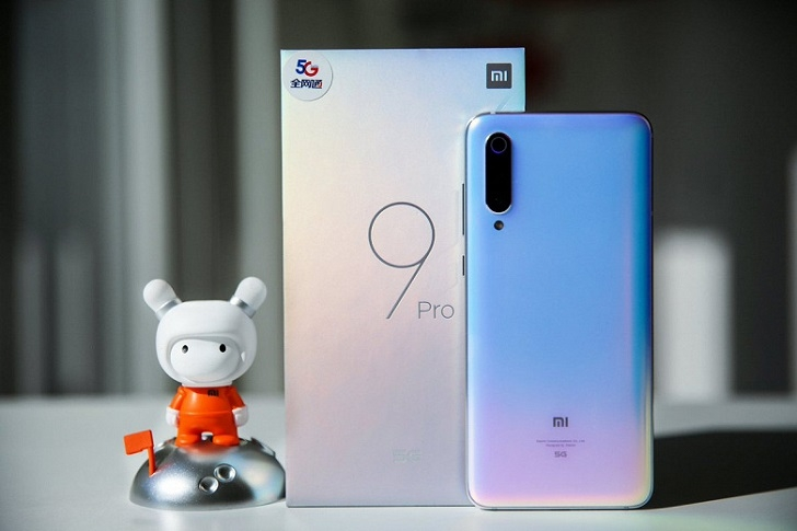 Первую партию Xiaomi Mi 9 Pro 5G распродали за 2 минуты