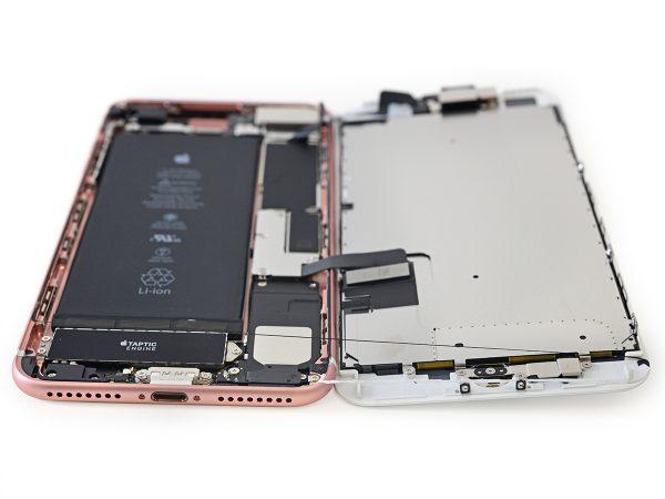 Качественные запчасти для iPhone 7 Plus