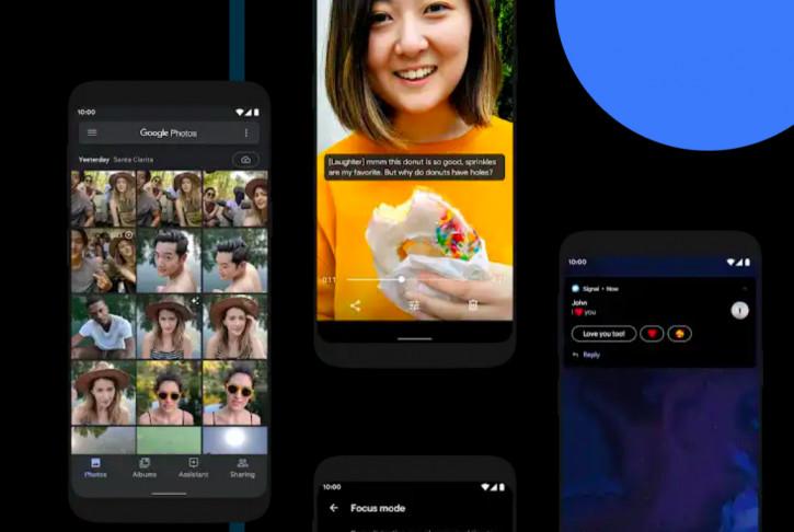Анонс Android 10 – первый «робот» после ребрендинга