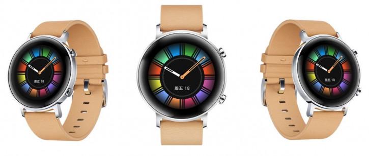 Анонс Huawei Watch GT 2 – стильные часы на Kirin A1 с динамиком