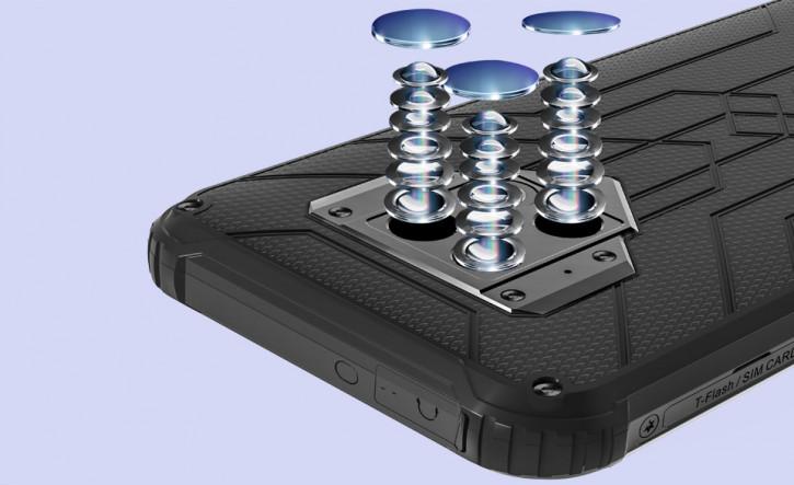 Blackview представила лучший защищенный камерофон BV9800 Pro
