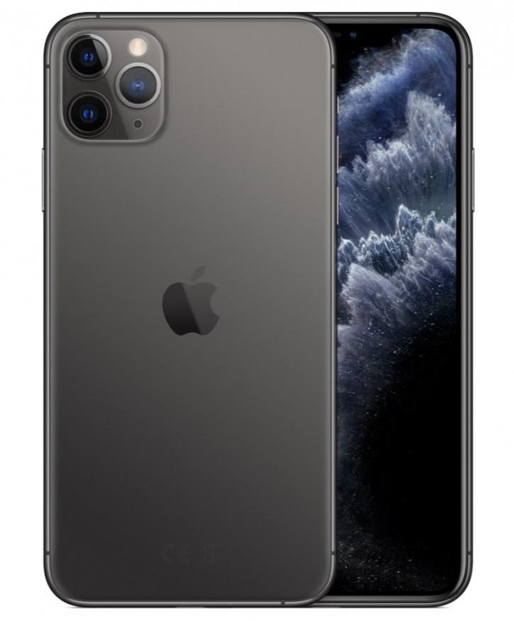 Как матовый iPhone 11 Pro Max царапается (видео)