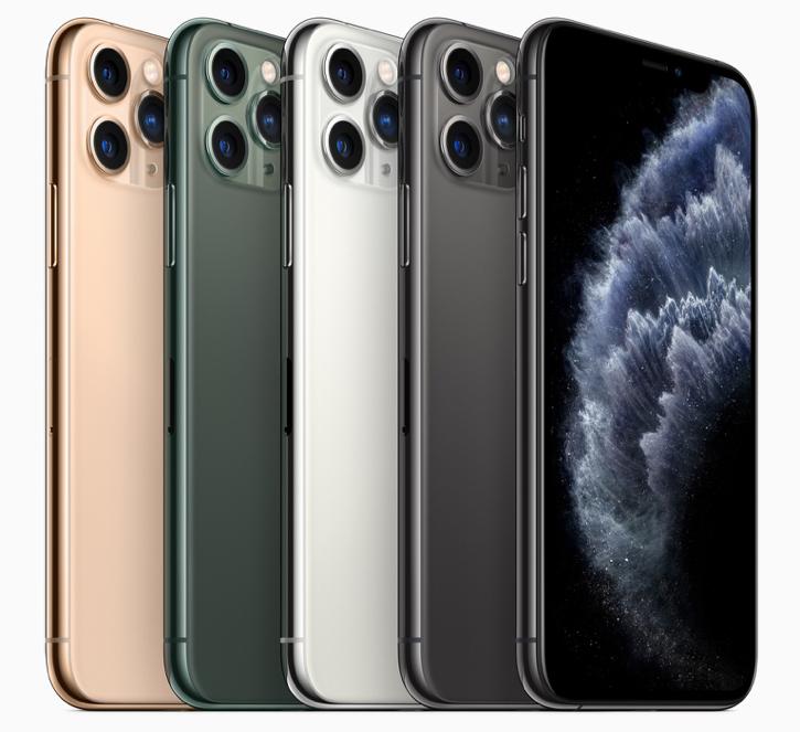 Предзаказ на iPhone 11, 11 Pro, 11 Pro Max и Apple Watch 5 в России