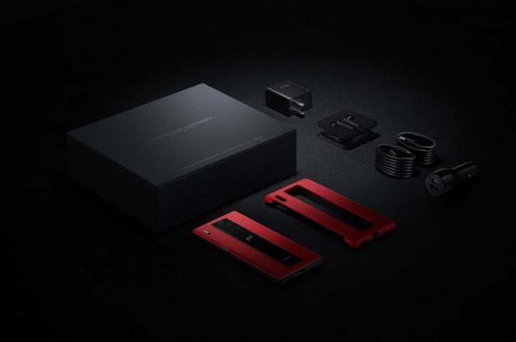Качественные фото Huawei Mate 30 RS в двух цветах (+ комплектация)