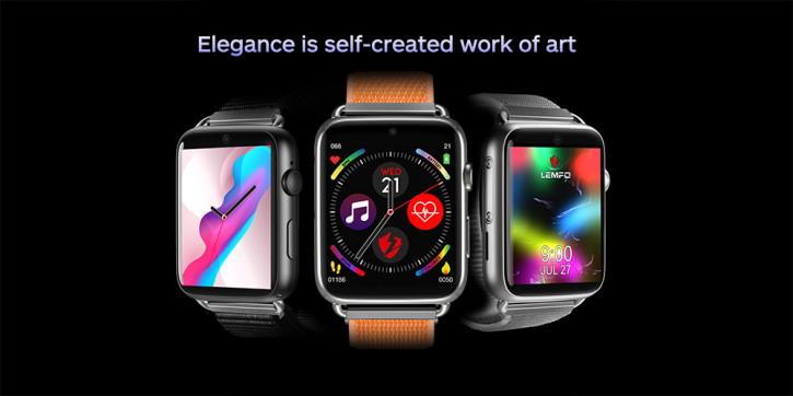 Lemfo представляет линейку недорогих часов, в том числе игровые