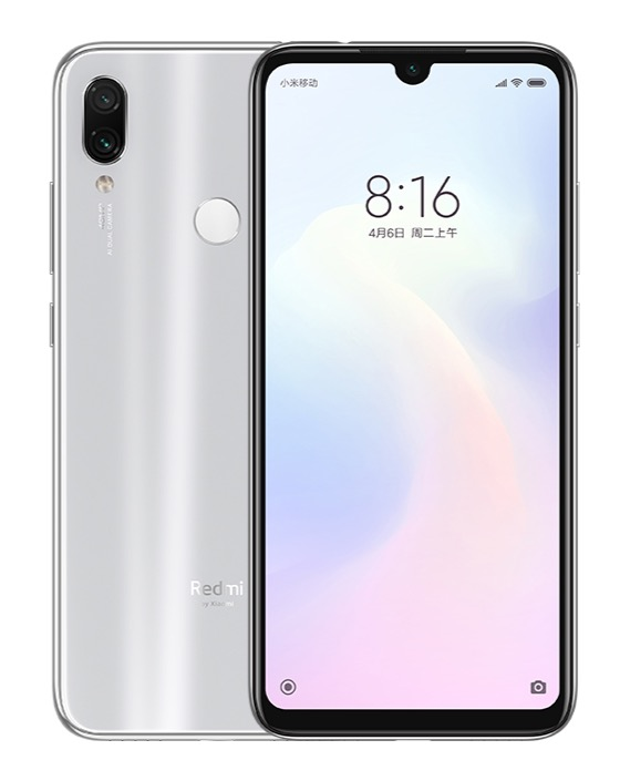 Redmi Note 7 6+64 ГБ за 10 662 рубля в UmkaMall