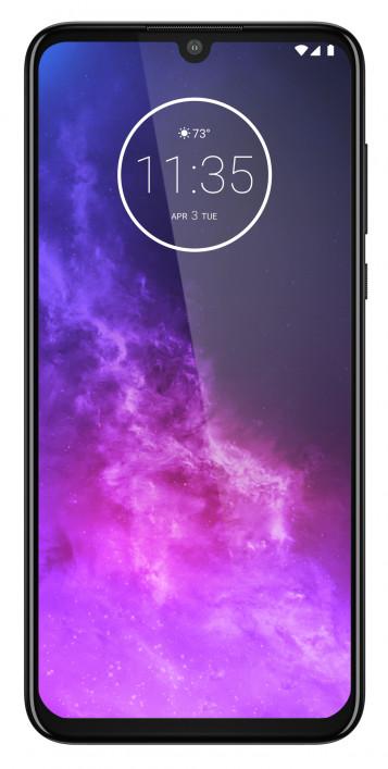 Анонс Motorola One Zoom: четыре камеры, NFC и сканер в экране