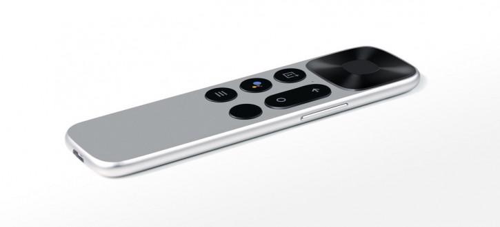 OnePlus показала пульт для OnePlus TV: USB-С и Google Assistant