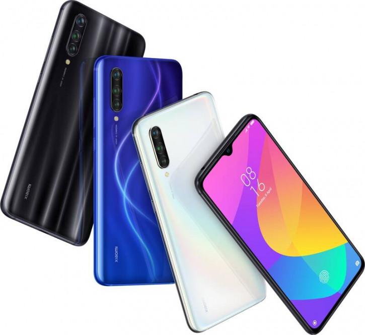 Предварительные данные о цене Xiaomi Mi 9 Lite в Европе