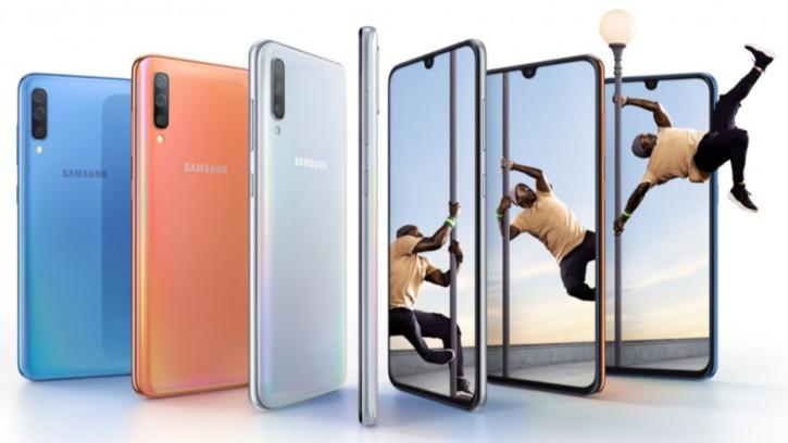 Samsung Galaxy A70s получит 64-Мп камеру