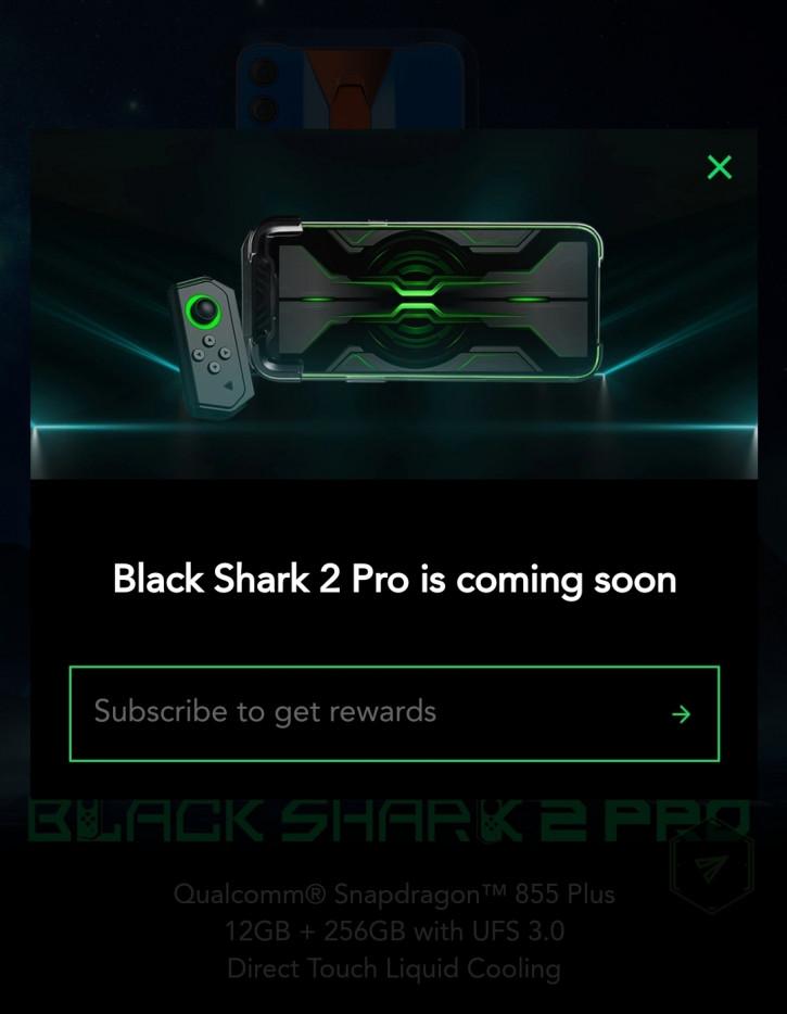 Xiaomi Black Shark 2 Pro: конкурент ROG Phone II скоро в Европе