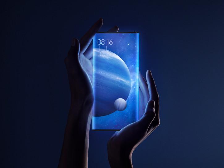 Официальная распаковка Xiaomi Mi Mix Alpha: премиальность во всем