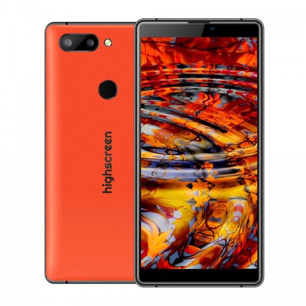 Highscreen MAX 3 — новый смартфон с рекордной автономностью