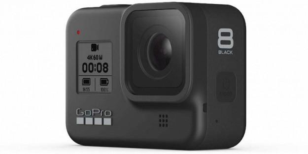 Представлена камера GoPro Hero 8