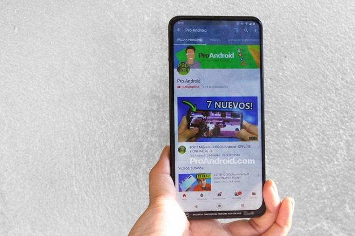 Motorola готовит новый смартфон с 64-Мп камерой и Snapdragon 675