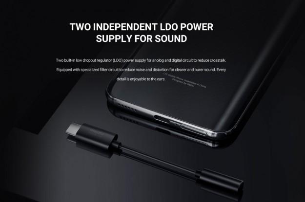 MEIZU представляет портативный усилитель для наушников Meizu HiFi DAC Headphone Amplifier