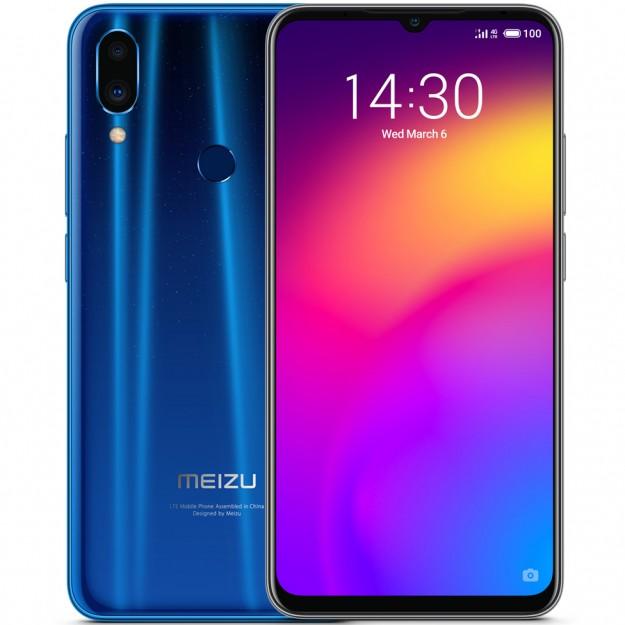 В Украине представлены смартфоны MEIZU M10 и MEIZU Nout9
