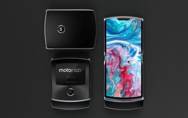 Смартфон Motorola RAZR со складным дисплеем будет представлен 13 ноября