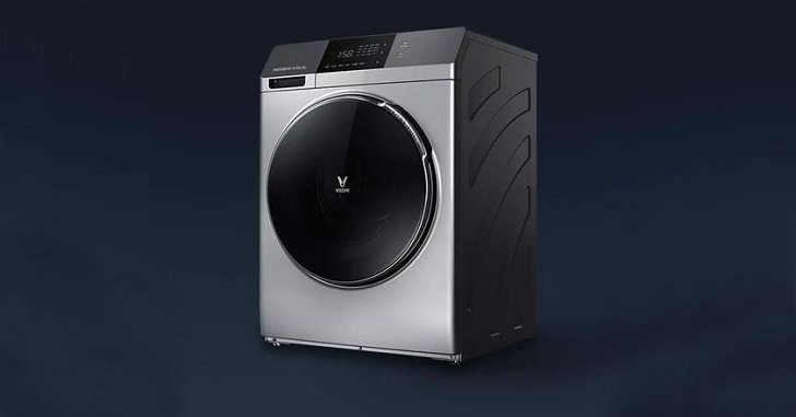 Xiaomi представила стиральную машину Mijia Inverter Drum Washing Machine 1F