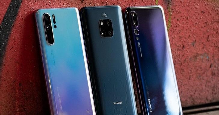 Huawei постарается обойти Samsung на рынке смартфонов в 2019 году