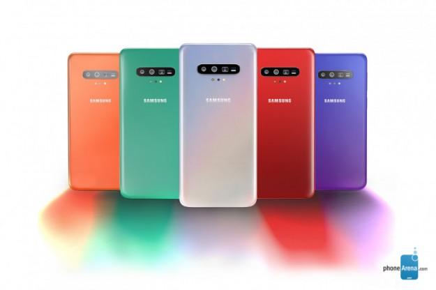 Разработка Samsung Galaxy S11 завершена