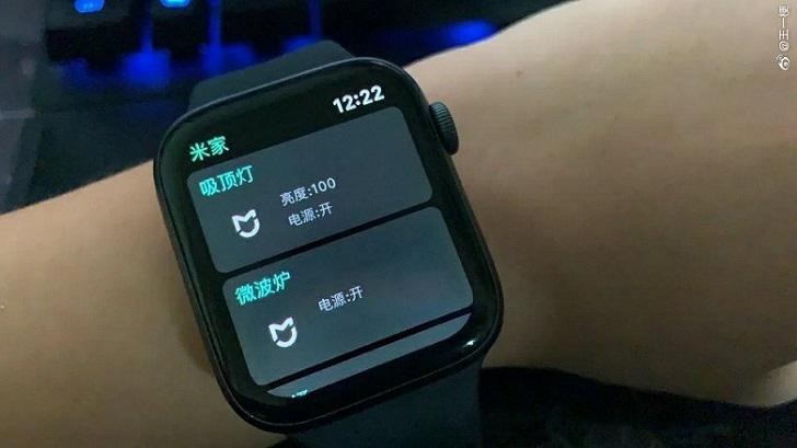 Xiaomi Mi Watch: новые характеристики и реальная фотография