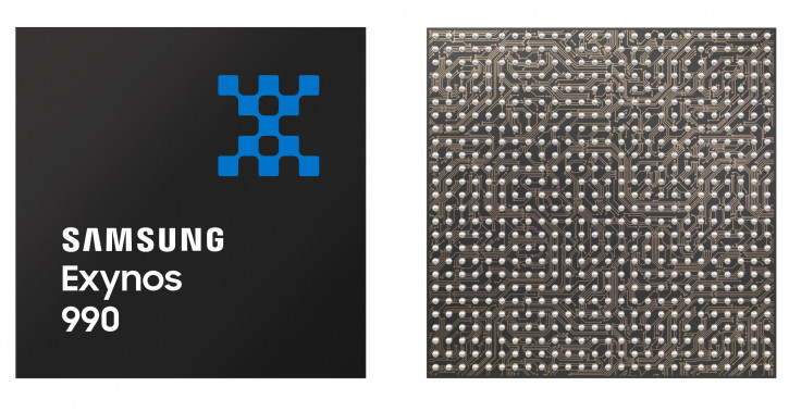 Exynos 990 не станет основой для Samsung Galaxy S11