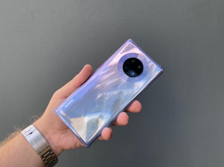 Игровой тест Huawei Mate 30 Pro на Kirin 990: все тянет! (ВИДЕО)