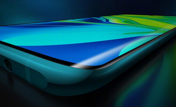 Красота в деталях: новые подробности по Xiaomi CC9 Pro на промо-фото