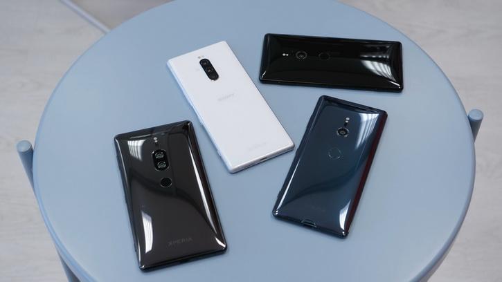 Чем Sony занималась весь год: сравнение камер Xperia 1, XZ2, XZ3, XZ2p