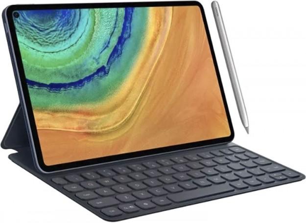 Следующий планшет Huawei выглядит как iPad Pro
