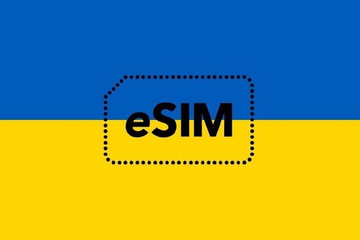 В Украине запустили e-SIM